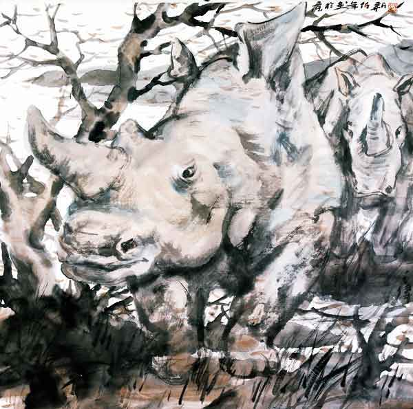 牦牛系列十四