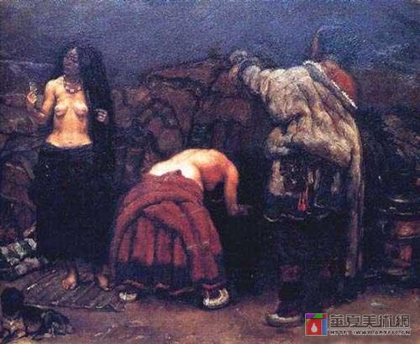 西藏组画之二