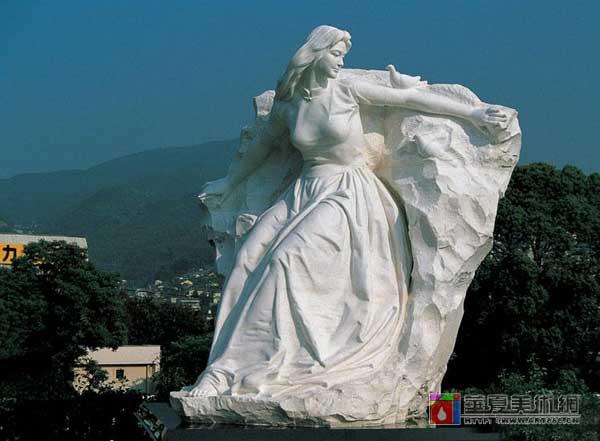 和平少女像 (2)